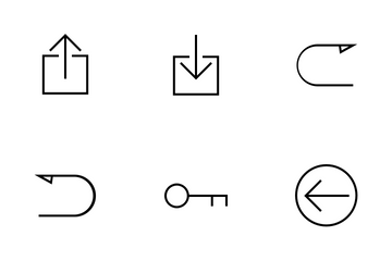 Simple User Interface Icon Pack