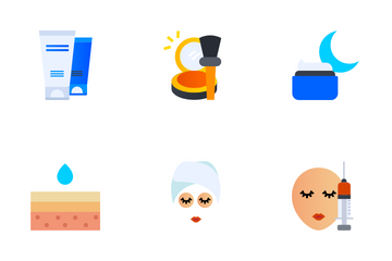 Skin Care Icon Pack