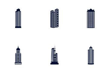 Skyscraper Icon Pack