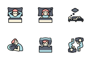 Sleep Icon Pack