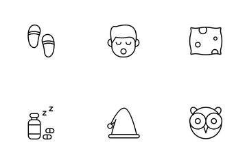 Sleeping Icon Pack