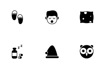 Sleeping Icon Pack