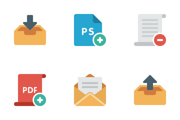 Smallicons: Documents Icon Pack