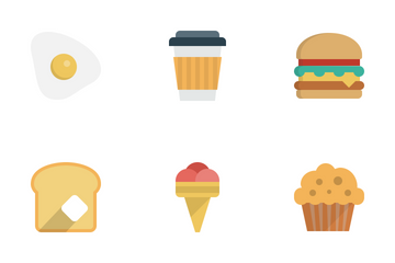 Smallicons: Food & Drinks Icon Pack