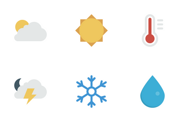 Smallicons: Weather Icon Pack