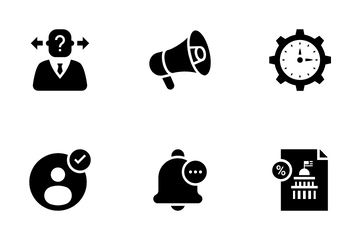 Smart Business Icon Pack