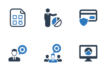 Smart Business Icons Icon Pack