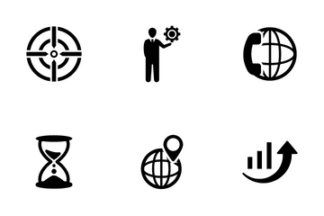 Smart Business Set -1 Icon Pack