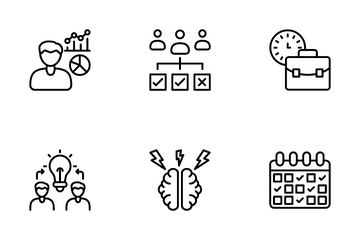 Smart Business Volume 3 Icon Pack