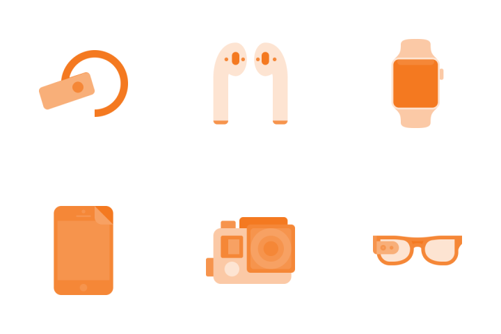 Smart Devices Icon Pack