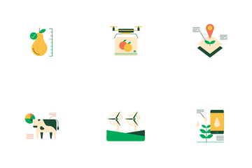 Smart Farm Icon Pack