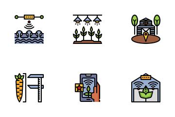 Smart Farm Icon Pack