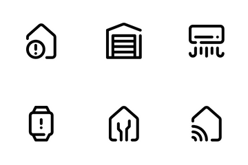 Smart Home Icon Pack