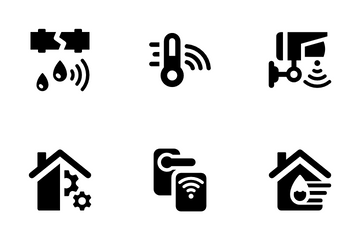Smart House Icon Pack