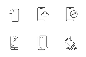 Smart Phone Icon Pack