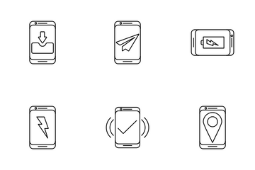 SMART PHONE FUNCTION Icon Pack