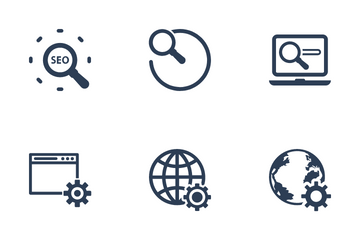 Smart Seo Icon Pack