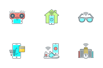 Smart Technologies Icon Pack