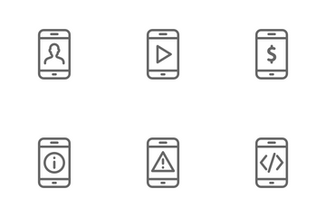 Smartphone Icon Pack