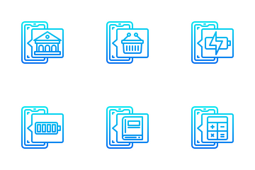 Smartphone Apps Icon Pack