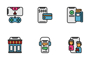Smartphone Function Icon Pack