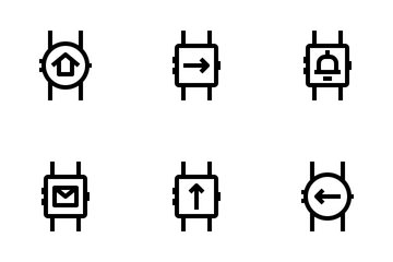 Smartwatch Icon Pack