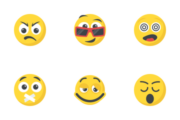 Smiley 1 Icon Pack