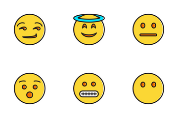 Smiley Icon Pack