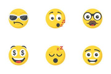 Smiley 2 Icon Pack