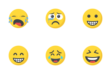 Smiley 3 Icon Pack