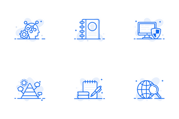 Smooth Conceptual Icon Pack
