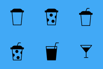Smoothfill Drink Icon Pack