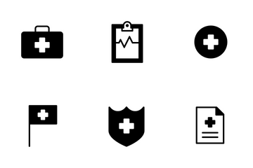 Smoothfill Health Icon Pack