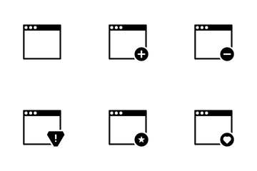 Smoothfill Interface Icon Pack