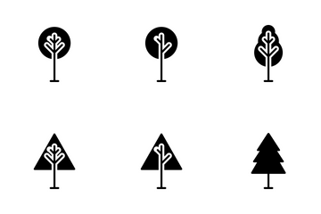Smoothfill Nature Icon Pack