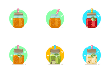 Smoothie Drinks 2.0 (Bubblico) Icon Pack