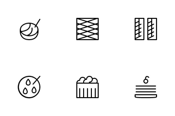 Snack Icon Pack