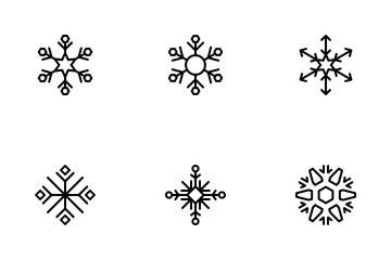 Snowflake Icon Pack