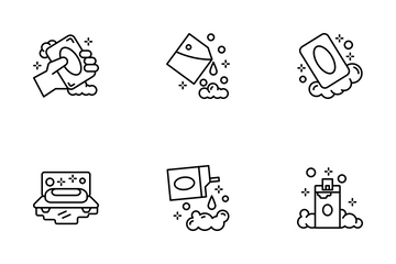 Soap Icon Pack