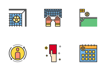 Soccer Icon Pack