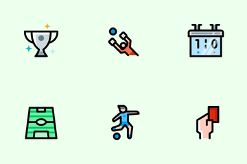 Soccer Time Icon Pack