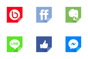 Social Icon 2 Icon Pack