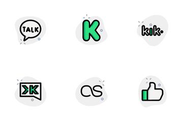 Social Logo Icon Pack