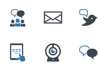Social Media 2 Icon Pack