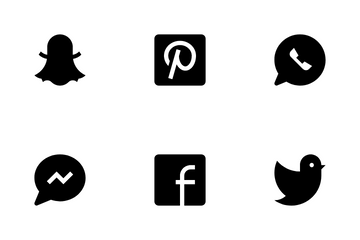 Social Networks Icon Pack