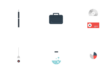 Social Objects Icon Pack