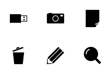 Software Dark Icon Pack