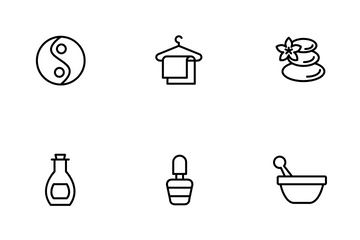 Spa Icon Pack