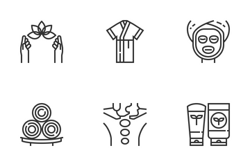 Spa Elements Icon Pack