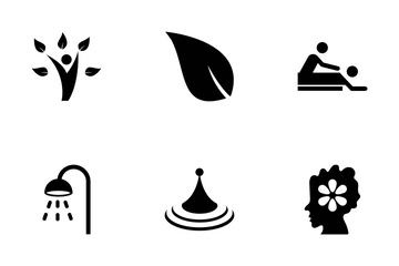 Spa Vector Icons Icon Pack